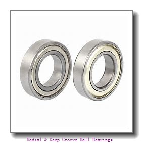 Shuster 6200 2RS JEM BULK Radial & Deep Groove Ball Bearings