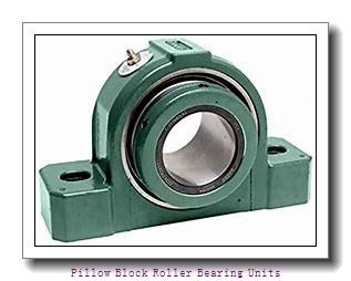 1.938 Inch | 49.225 Millimeter x 3.5 Inch | 88.9 Millimeter x 2.75 Inch | 69.85 Millimeter  Sealmaster USRB5511AE-115-C Pillow Block Roller Bearing Units
