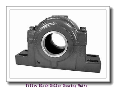 3.0000 in x 7.8750 to 8.3750 in x 4.2969 in  Sealmaster USRBF5000-300 U Pillow Block Roller Bearing Units