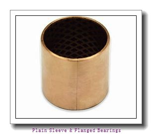 Symmco SS-3236-32 Plain Sleeve & Flanged Bearings