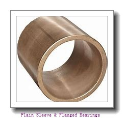 Oilite FFM0812-16 Plain Sleeve & Flanged Bearings