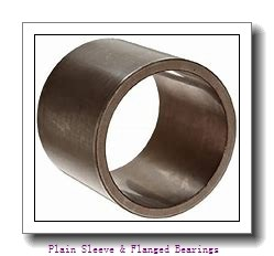 Oilite AA710-04 Plain Sleeve & Flanged Bearings