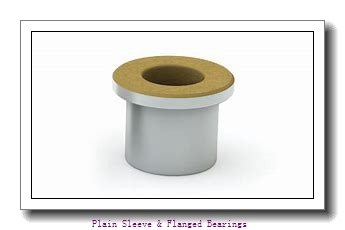 Oilite AA1110-01 Plain Sleeve & Flanged Bearings