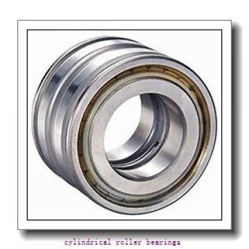 90 mm x 160 mm x mm  Rollway NU 218 EM C3 Cylindrical Roller Bearings
