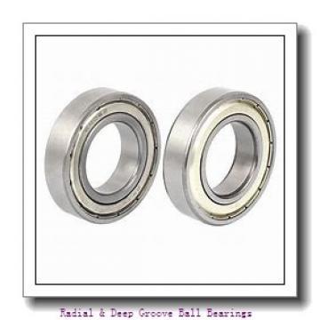 0.5000 in x 1.5000 in x 0.4375 in  Kilian (Altra) F-350-12 Radial & Deep Groove Ball Bearings