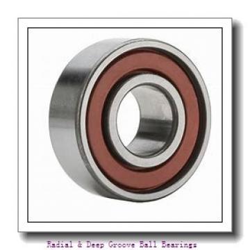 PEER S5PPG2 - SF172 #10-32 KNURLED Radial & Deep Groove Ball Bearings