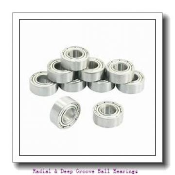 0.2500 in x 0.6875 in x 0.4063 in  Kilian (Altra) D-2254 Radial & Deep Groove Ball Bearings