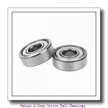 Timken 1726207-2RS Radial & Deep Groove Ball Bearings