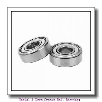 Timken 6307-2RS Radial & Deep Groove Ball Bearings