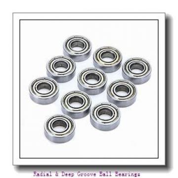 Shuster 6305 2RS JEM BULK Radial & Deep Groove Ball Bearings