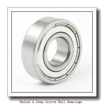 RHP LJ 1.1/8 Radial & Deep Groove Ball Bearings