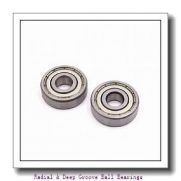 RHP LJ 1-3/8-2RS Radial & Deep Groove Ball Bearings