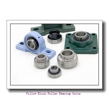1.5 Inch | 38.1 Millimeter x 3.344 Inch | 84.938 Millimeter x 2.25 Inch | 57.15 Millimeter  Sealmaster USRB5509A-108-C Pillow Block Roller Bearing Units