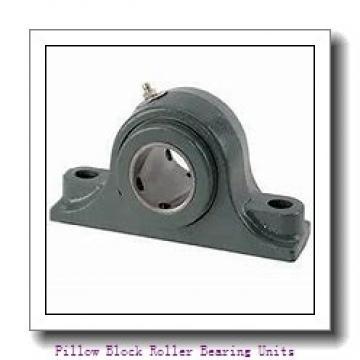4.438 Inch | 112.725 Millimeter x 6.422 Inch | 163.119 Millimeter x 6 Inch | 152.4 Millimeter  Sealmaster USRB5526AE-407-C Pillow Block Roller Bearing Units
