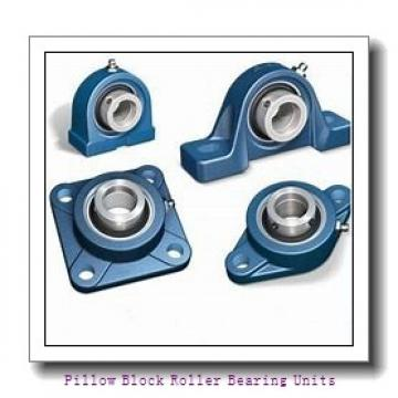 2.438 Inch | 61.925 Millimeter x 4.313 Inch | 109.55 Millimeter x 3.25 Inch | 82.55 Millimeter  Sealmaster USRB5515AE-207-C Pillow Block Roller Bearing Units