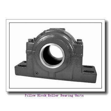 2.438 Inch | 61.925 Millimeter x 4.313 Inch | 109.55 Millimeter x 3.25 Inch | 82.55 Millimeter  Sealmaster USRBF5515A-207-C Pillow Block Roller Bearing Units
