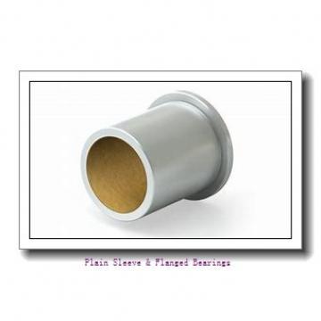 Oilite AAM0609-06 Plain Sleeve & Flanged Bearings