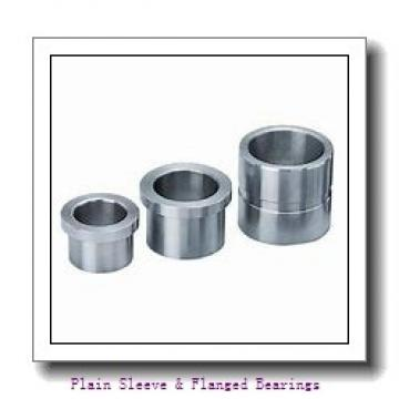 Oilite FF620-08 Plain Sleeve & Flanged Bearings