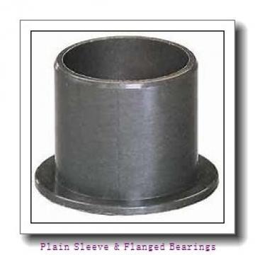 Oilite FF842-01 Plain Sleeve & Flanged Bearings