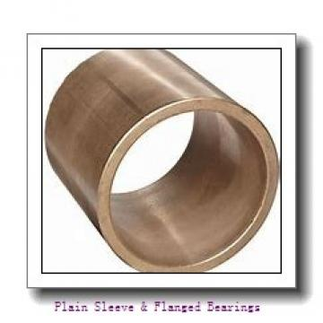 Oilite FF1505- Plain Sleeve & Flanged Bearings