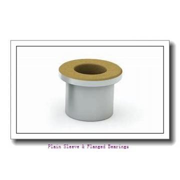 Oilite FF855-01 Plain Sleeve & Flanged Bearings