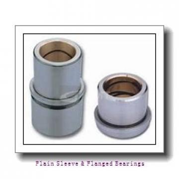 Oilite AA632-06 Plain Sleeve & Flanged Bearings