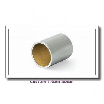 Oilite AA710-05 Plain Sleeve & Flanged Bearings