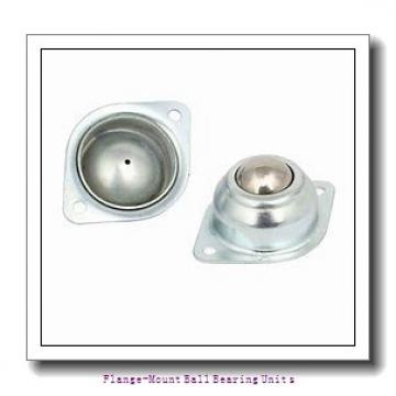 PEER FHR202-10-4X728 Flange-Mount Ball Bearing Units