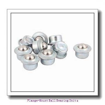 Link-Belt F3U224NK75 Flange-Mount Ball Bearing Units
