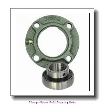 AMI UKFL208+HE2308 Flange-Mount Ball Bearing Units
