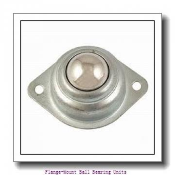 AMI UEFX205-16 Flange-Mount Ball Bearing Units
