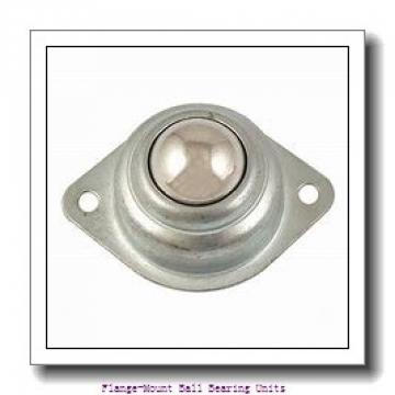AMI UKF310+HE2310 Flange-Mount Ball Bearing Units