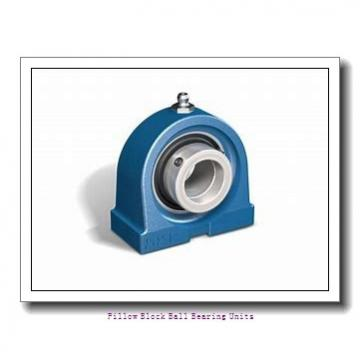 AMI UKFX17+HE2317 Flange-Mount Ball Bearing Units
