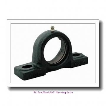 AMI UCPPL206MZ2B Pillow Block Ball Bearing Units