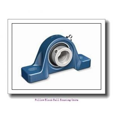AMI MUCNFL205RFW Flange-Mount Ball Bearing Units