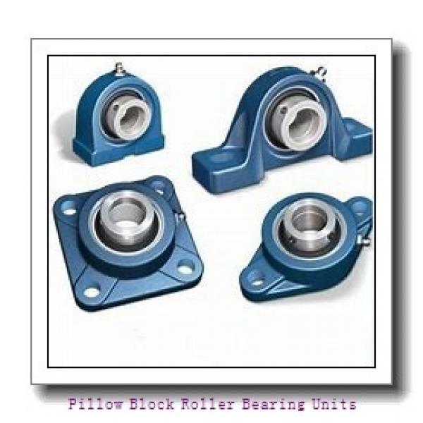 4.438 Inch | 112.725 Millimeter x 6.422 Inch | 163.119 Millimeter x 6 Inch | 152.4 Millimeter  Sealmaster USRB5526AE-407-C Pillow Block Roller Bearing Units #1 image