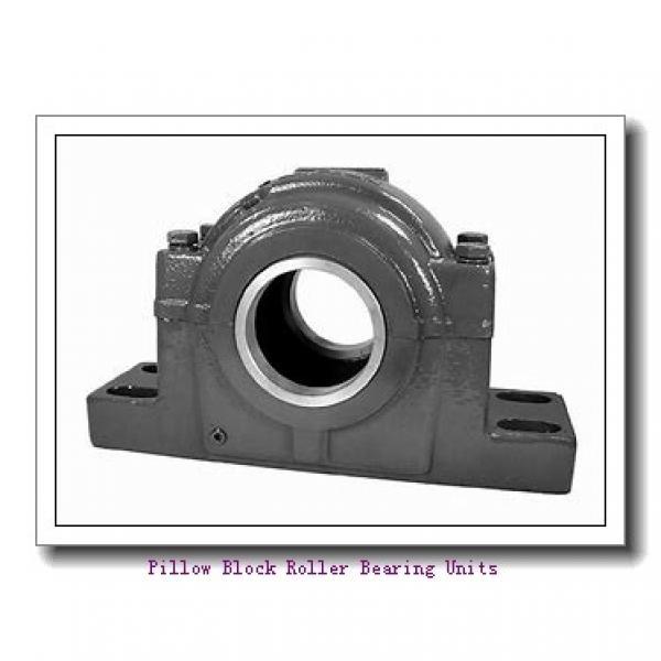 6.938 Inch | 176.225 Millimeter x 10.5 Inch | 266.7 Millimeter x 7.875 Inch | 200.025 Millimeter  Sealmaster USRB5538-615 Pillow Block Roller Bearing Units #2 image