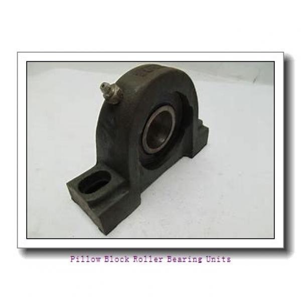 4.5 Inch | 114.3 Millimeter x 6.422 Inch | 163.119 Millimeter x 6 Inch | 152.4 Millimeter  Sealmaster USRB5526AE-408-C Pillow Block Roller Bearing Units #1 image