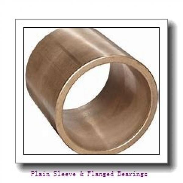 Oilite AAM0508-08 Plain Sleeve & Flanged Bearings #3 image