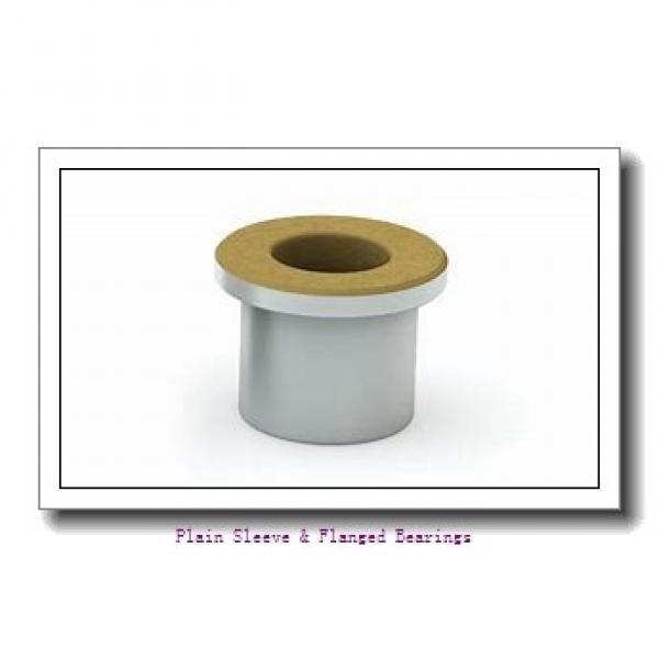 Oilite AAM0508-08 Plain Sleeve & Flanged Bearings #2 image