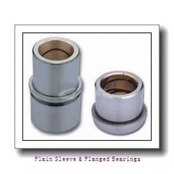 Oilite AA1512-12 Plain Sleeve & Flanged Bearings #3 image