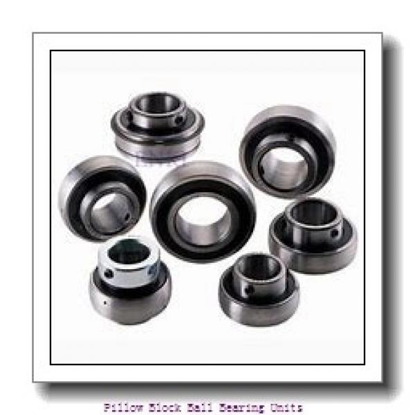 Link-Belt FX3W219EC Flange-Mount Ball Bearing Units #1 image