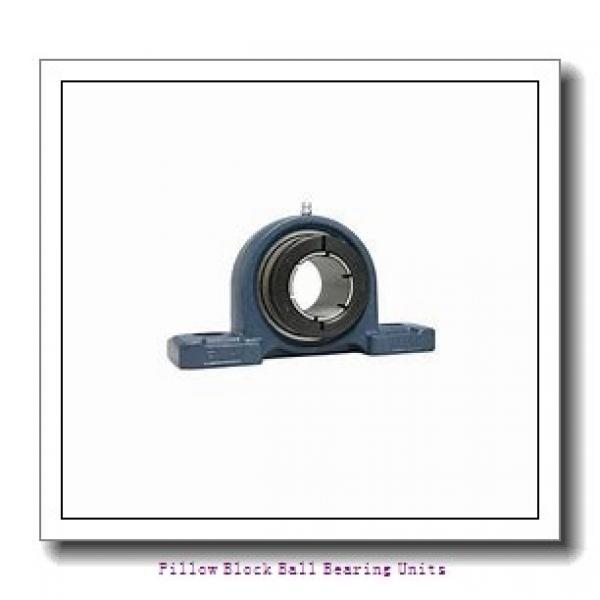 Hub City FC350URWX2-3/16 Flange-Mount Ball Bearing Units #1 image