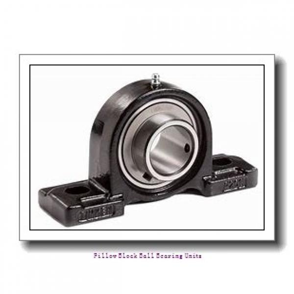 AMI KHSHE211 Pillow Block Ball Bearing Units #3 image