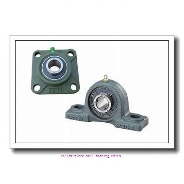 AMI KHSHE211 Pillow Block Ball Bearing Units #1 image